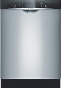Bosch Ascenta Series SHE3AR55UC - Stainless Steel