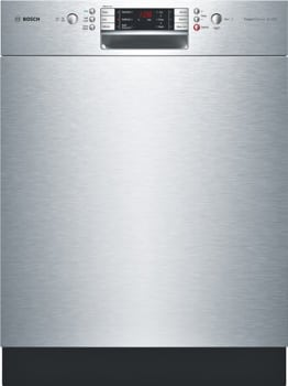 Bosch 800 Plus Series SHE8ER55UC - Stainless Steel