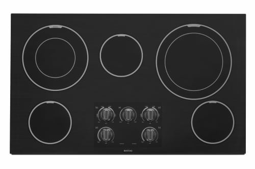 Maytag Heritage Series MEC9536BB - Black