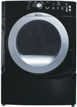 Maytag Epic Series MED9700S - Front View of Black