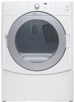 Maytag Epic Series MED9700SQ - View of White