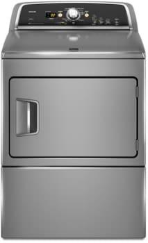 Maytag Bravos X Series MGDX600XL - Liquid Silver