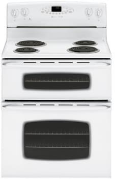 Maytag Mer6555aaw 30 Inch Freestanding Electric Double