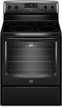 Maytag MER8775AB - Front View
