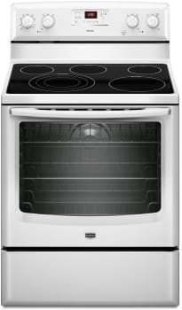 Maytag MER8775AW - Front View