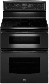 Maytag Gemini Series MET8665XB - Black