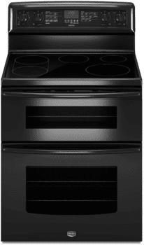 Maytag Gemini Series MET8775XB - Black