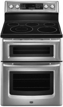 Maytag MET8776BS - Stainless Steel
