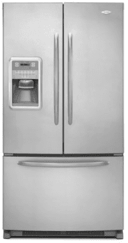 Maytag Ice2O Series MFI2569VEA - Monochromatic Silver Ultra-Finish