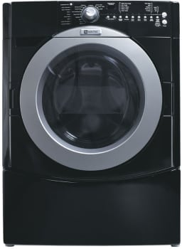 Maytag Epic Series MFW9700S - Front View of Black