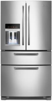 Maytag Ice2O Series MFX2570AEM - Monochromatic Stainless Steel