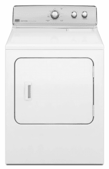 Maytag Centennial Series MEDC300BW - Featured View
