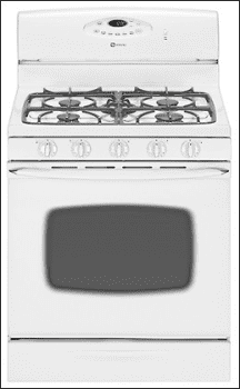Maytag MGR5775QDW 30 Inch Freestanding Gas Range with 5