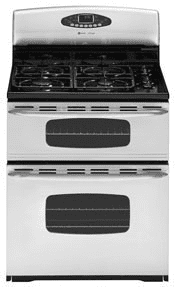 Maytag Gemini Series Mgr6751bds 30 Inch Freestanding Gas Double Oven Range