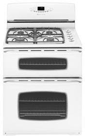 Maytag Gemini Series MGR6775BDW - White