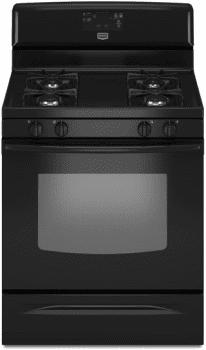 Maytag MGR7661WB - Black