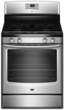 Maytag MGR8670AS - Stainless Steel