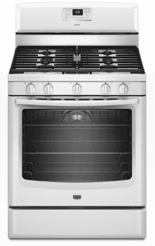 Maytag MGR8775AW - White