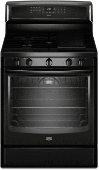 Maytag MGR8880AB - Front View