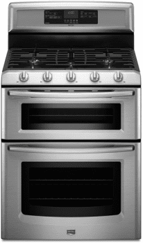 Maytag Gemini Series MGT8775XS - Stainless Steel
