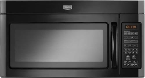 Maytag MMV4206BB - Black