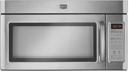 Maytag MMV5208WS - Stainless