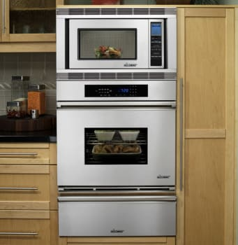 Dacor Classic Millennia MORS127B - Stainless Steel