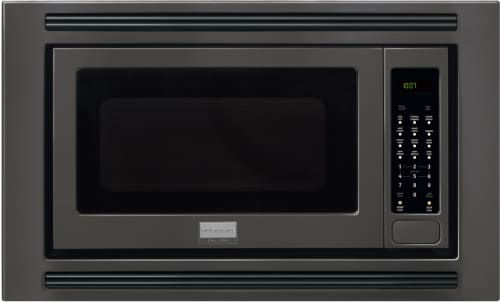 Frigidaire Gallery Series FGMO205KB - Black with Built-In Trim Kit