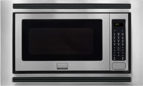 Frigidaire Gallery Series FGMO205K - Stainless Steel with Built-In Trim Kit