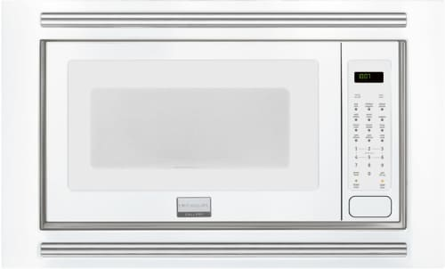 Frigidaire Gallery Series FGMO205KW - White with Built-In Trim Kit