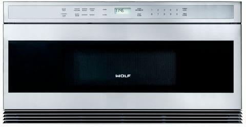 Wolf MWD302FS - Framed Stainless Steel