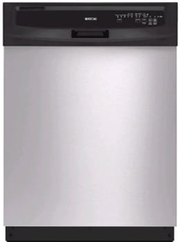 Maytag Jetclean Plus Series MDB4630AW - Stainless Steel