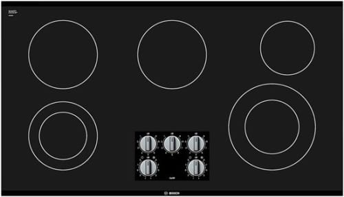 "Bosch 500 Series NEM5666UC - 36"" Electric Cooktop"