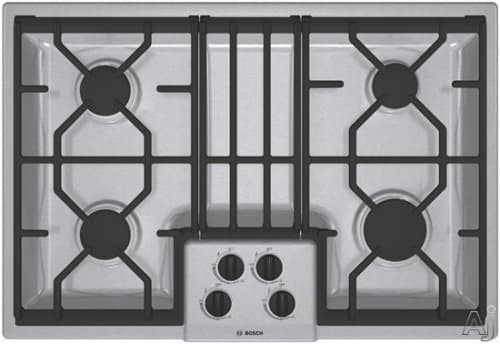 Bosch 300 Series NGM3054UC - Stainless Steel
