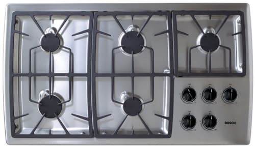 Bosch Ngp945uc 36 Inch Gas Cooktop