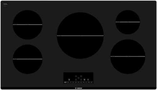 "Bosch 500 Series NIT5666UC - 36"" Induction Cooktop"