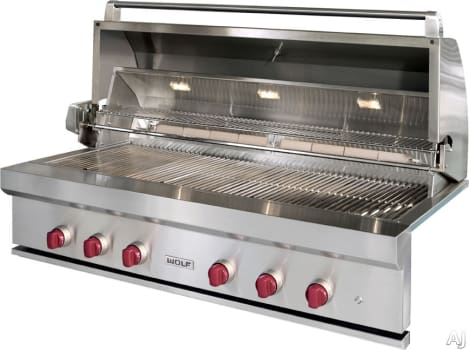 "Wolf OG54 - 54"" Outdoor Gas Grill"