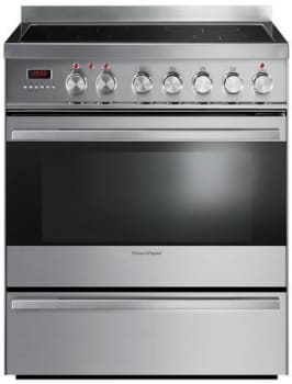 "Fisher & Paykel OR30SDPWIX1 - 30"" Induction Range"