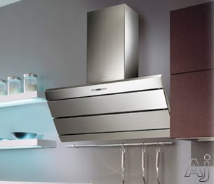 Faber Image Collection ORIZ36SS - Orizzonte Wall Chimney Hood