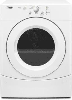 Amana NGD7300WW - White