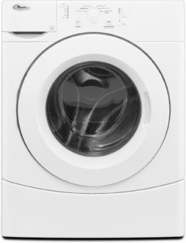Whirlpool Wfw9050xw 27 Inch Front Load Washer With 3 5 Cu