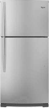 Whirlpool WRT359SFYF - Monochromatic Stainless Steel