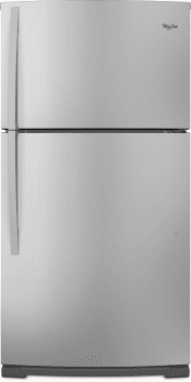 Whirlpool WRT351SFYM - Monochromatic Stainless Steel