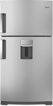 Whirlpool WRT771REYM - Monochromatic Stainless Steel