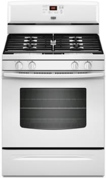 Maytag MGR7685AW - White