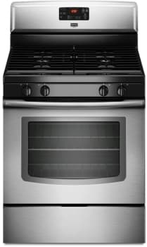 Maytag MGR7685AS - Stainless Steel