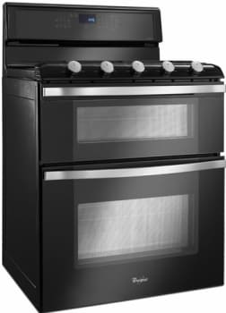 Whirlpool WGG755S0BE - Black Ice