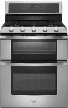 Whirlpool WGG755S0BS - Stainless Steel