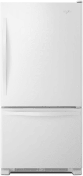 Whirlpool WRB329DMBW - White Front