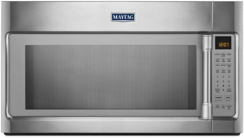 Maytag Heritage Series MMV5219DS - Stainless Front